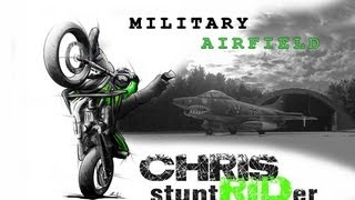 Chris Rid   Military Airfield