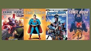 The Overstreet Comic Book Price Guide At 45