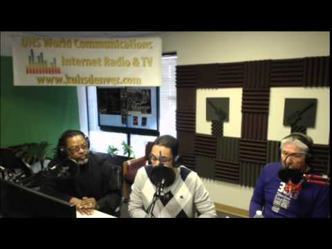 Stephan Wilburn Live Interview KUHS/Radio/TV3