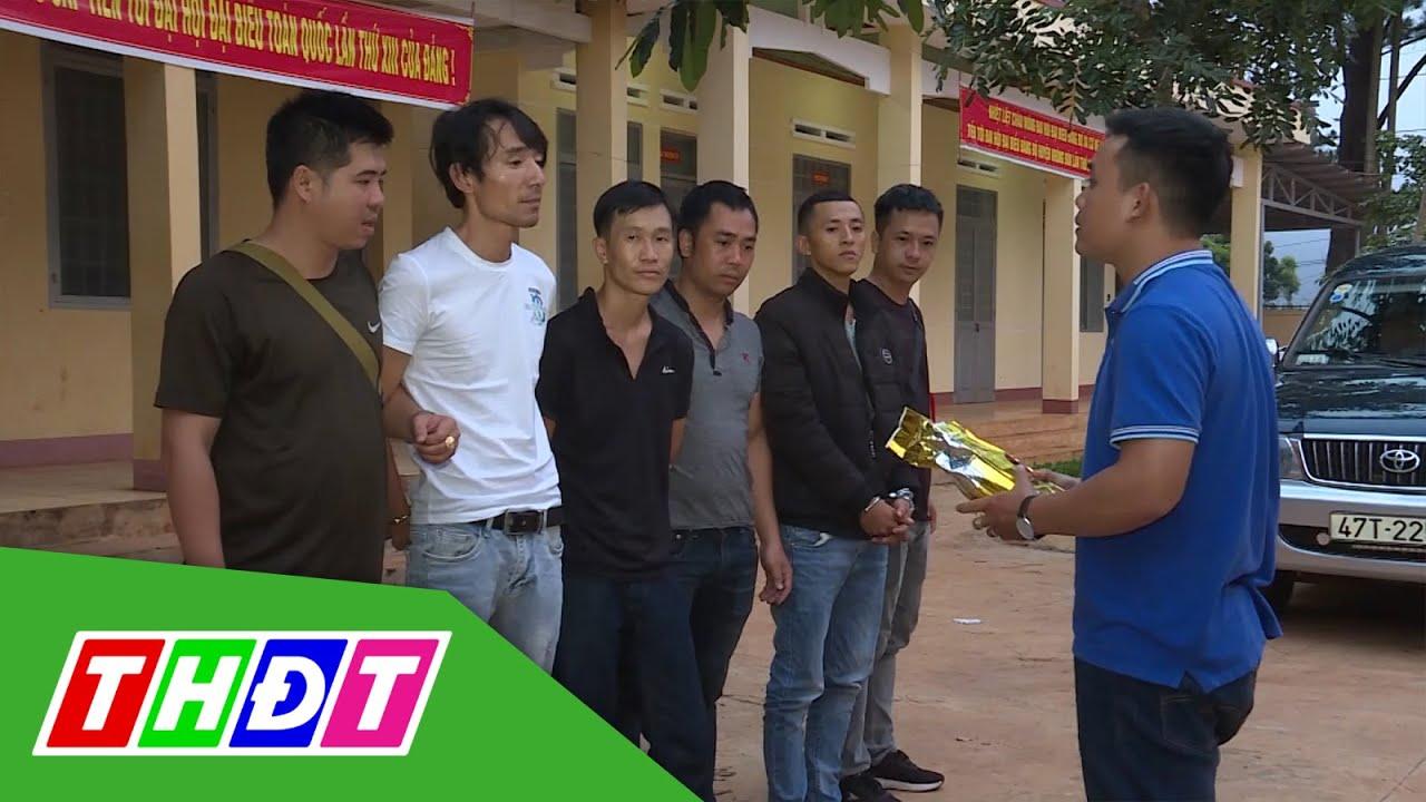 Đắk Lắk: Bắt giữ vụ vận chuyển 1,8 kg ma túy đá | THDT