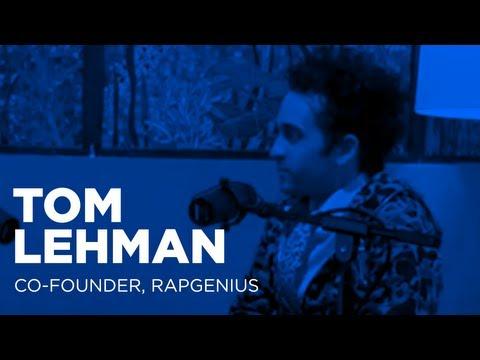 - Startups - Walker Corporate Law Startup of the Week #18 - Tom Lehman