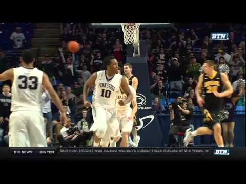 Iowa at Penn State - Men