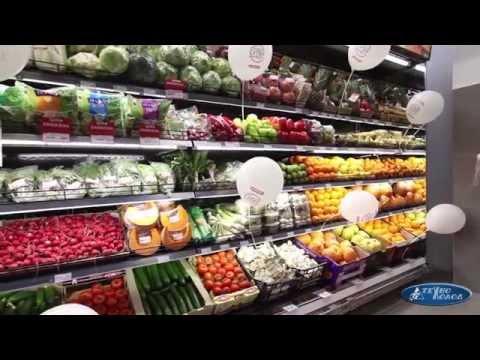 """Холодильное оборудование ТМ Технохолод в сети супермаркетов """"Таврия В"""""""