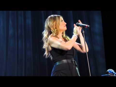 Idina Menzel World Tour - London - Brave/I Stand