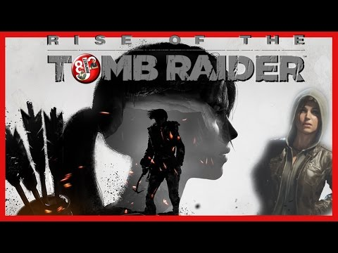 Rise Of The Tomb Raider - Full Game Movie...