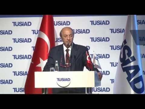 TÜSİAD YİK Toplantısı - YİK Başkanı Tuncay Özilhan'ın Açılış Konuşması