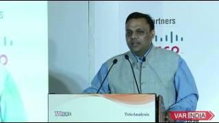 Dr Arvind Gupta, Head IT Cell, BJP