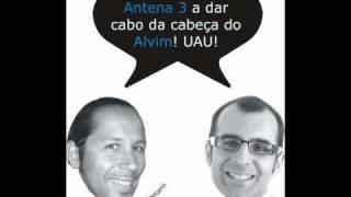Parte 6 de 6 Mário e Pedro na Antena3 com o Alvim.