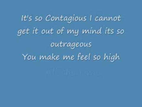 Contagious-Avril Lavigne(Lyrics)