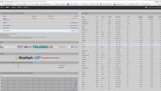 Майнинг Claymore's Dual Ethereum AMD+NVIDIA GPU Miner v11.0_mining ETC+XVG