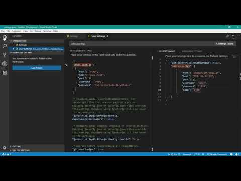 How to connect Visual Studio Code to remote server - Fixed