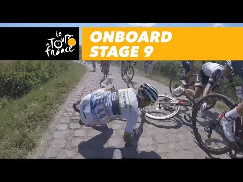 Onboard camera - Stage 9 - Tour de France 2018