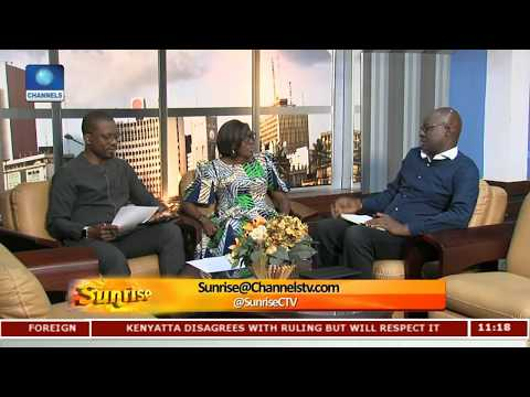 Analysing Nigeria's Victory Against Cameroon With Eagles Media Officer Ibitoye Pt.2 |Sunrise|