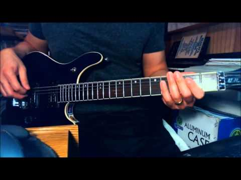 Judas Priest - Killing Machine - Guitar lesson