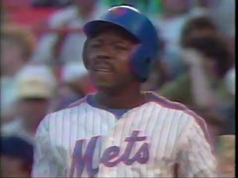 1991 MLB Atlanta vs New York NL  Jun 13