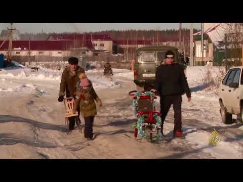 هذا الصباح - الفينكي.. وسيلة التنقل الرئيسية فوق الجليد الروسي  - نشر قبل 1 ساعة