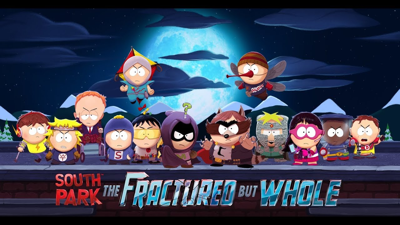 south park the fractured but whole crack skidrow