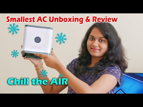 smallest-ac-unboxing-and-review-|-chill-the-air-around-you...