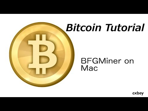 BFGMiner on Mac Setup Guide for Bitcoin Users + ASIC Miner Setup | Bitcoin Weekly Show