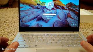 Unboxing Xiaomi Mi Notebook Air 13.3 Inch Intel Core i5-7200U Review Price