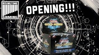Yu-Gi-Oh! Gold Edition 5; Haunted mine opening MISPRINT!!!