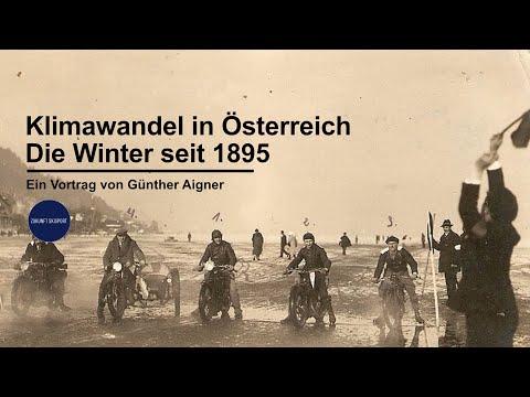 KLIMAWANDEL IN ÖSTERREICH: Die Winter  seit 1895 – Messdaten aus alpinen Regionen