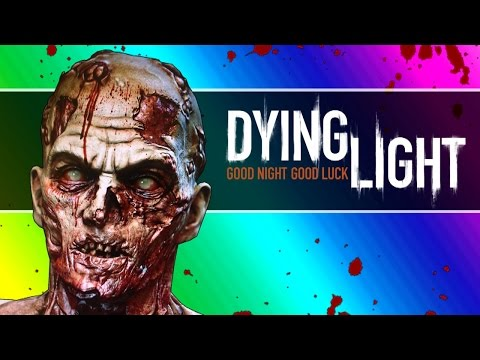 Thumbnail: Dying Noobs (Dying Light Co-op Gameplay Moments & Glitches)