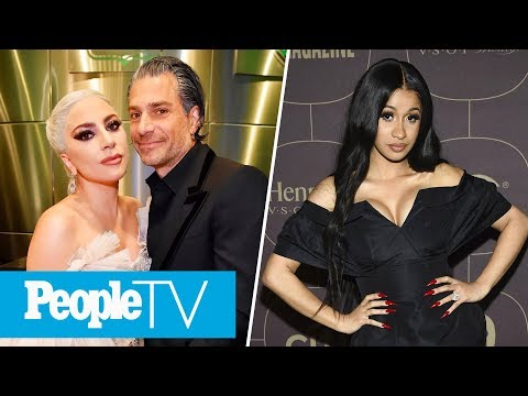 Cardi B Teases Another Pregnancy, Lady Gaga Confirms Engagement To Boyfriend  PeopleTV