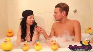 Vanessa (Secret Story 9) dans le bain de Jeremstar - INTERVIEW