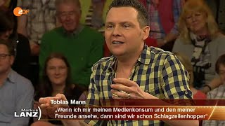 Medienkritik: Es geht um Klicks, Klicks, Klicks ... Markus Lanz 12.03.2015 - Bananenrepublik