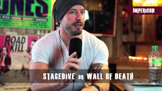 25 Questions with The Dillinger Escape Plan
