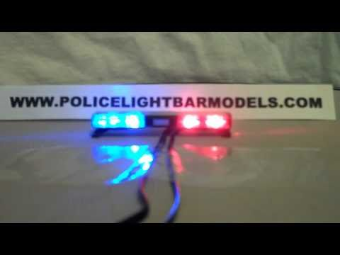 Lights for police cars