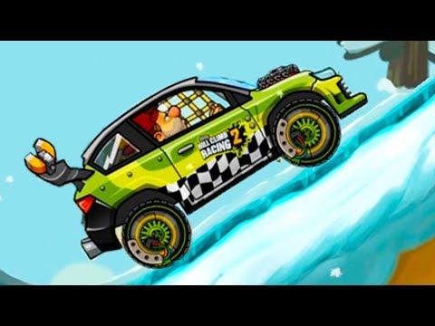 МАШИНКИ Hill Climb Racing #7 Хилл климб рейсинг 2 - игра про гонки для мальчиков на канале МК