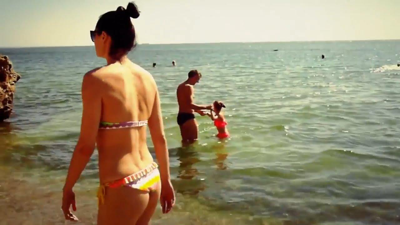 Девушки на пляже одесса фото видео разводят девушек