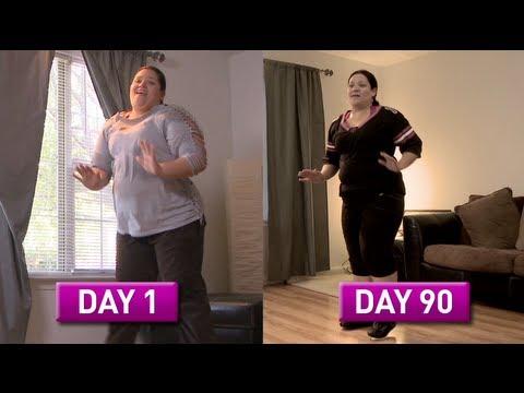 Zumba Fitness Rush 90 Day Challenge:...