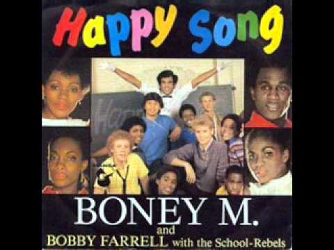 Boney M  Happy Song 1984