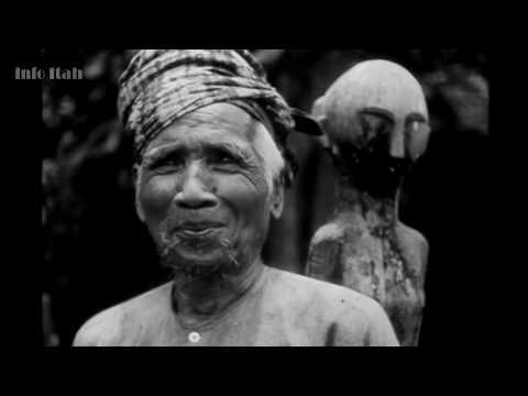 Upacara Tiwah Suku Dayak (1928)
