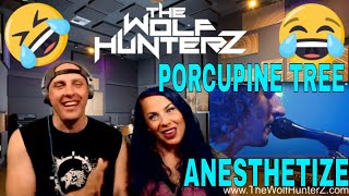 Porcupine Tree - Anesthetize - live (Tilburg, Netherlands) Full Song | THE WOLF HUNTERZ Reactions