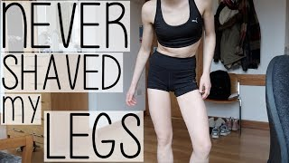One of Holly Gabrielle's most viewed videos: WHY I HAVE NEVER SHAVED MY LEGS | LIFE OF A DANCER COMPETITION DAY VLOG