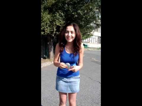Lia Zakharyan's Ice  Bucket Challenge