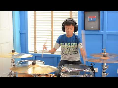 LSD ft. Sia, Diplo, Labrinth - Thunderclouds (Drum Cover)