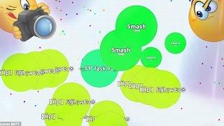 Agar.io - LAST GAMEPLAYS OF OLD AGARIO | EPIC SOLO AGARIO MOMENTS