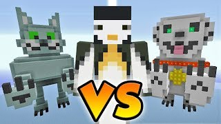 Minecraft Xbox - YouTubers VS Subscribers - Cat Vs Dog (Sky Wars)