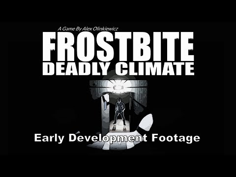 Early Development Footage of Frostbite: Deadly Climate