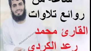 ساعة كاملة من روائع تلاوات القارئ رعد محمد الكردي HD  Ra3d alkurdy