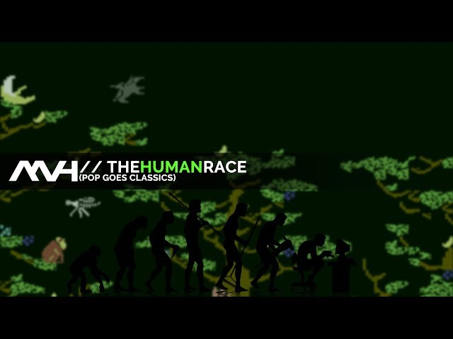  Mitch van Hayden - The Human Race (Pop goes Classics)
