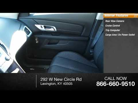 2016 GMC Terrain Lexington KY PC91058