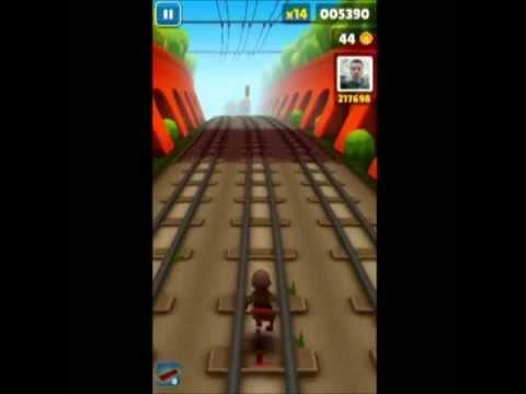 Игра сабвей сёрф рио скачать на андроид