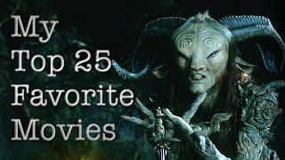 My Top 25 Favorite Movies