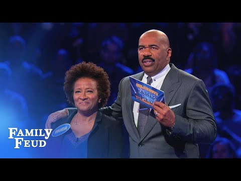 Wanda Sykes plays Fast Money! | Celebrity Family Feud thumbnail